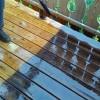Rénover une terrasse noircie